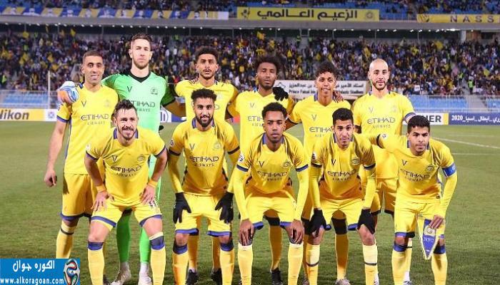 Photo of النصر السعودى يواجه سباهان الإيرانى لحسم التأهل لثمن نهائى الابطال