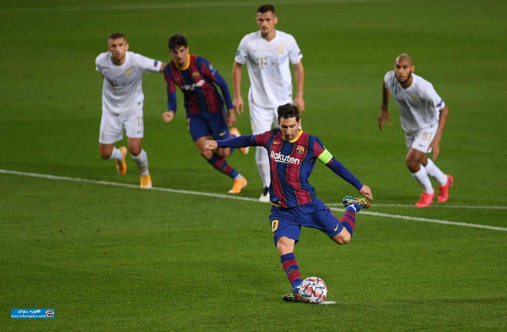 Photo of برشلونة يهزم فرينكفاروزي بخماسية في دوري أبطال أوروبا
