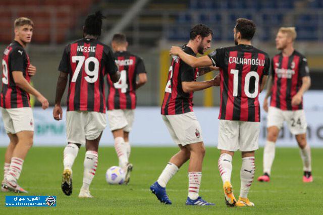 Photo of ميلان يتعادل مع روما بثلاثة اهداف بالدوري الإيطالي