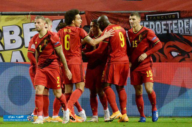 Photo of بلجيكا تهزم إنجلترا بهدفين دون رد فى دورى امم اوربا